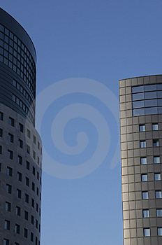Modern  Building Royalty Free Stock Photography - Image: 901797