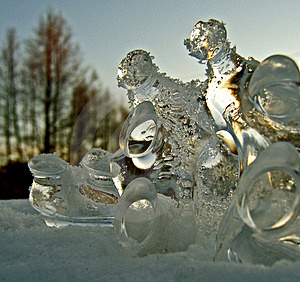 Ice Royalty Free Stock Image - Image: 904636