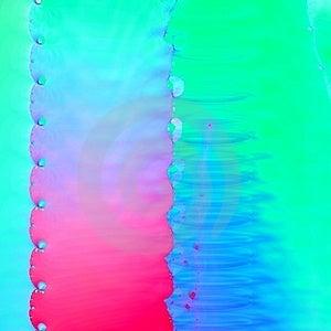 Pink Column Stock Image - Image: 907461