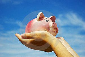 Piggy Bank Stock Images - Image: 9000494