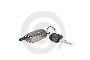 Key And  Charm Stock Photos - Image: 9000543