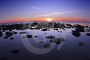 Sea Landscape Stock Photos - Image: 9000933