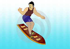 Body Boarding Stock Images - Image: 9000984