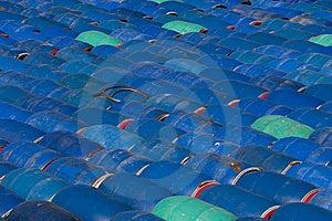 Herring Barrels, Sweden Stock Photography - Image: 9001492