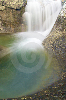 Waterfall Royalty Free Stock Photo - Image: 9002075