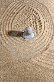 庭院石头 免版税库存照片 - 图片: 9002955