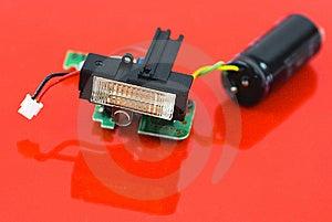 Flashlight Module Stock Image - Image: 9003031