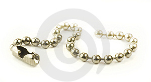 Chain Snake 2 Stock Photography - Image: 9003152