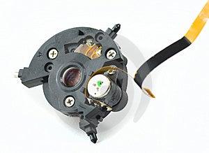 Modulo Dell'otturatore Fotografia Stock Libera da Diritti - Immagine: 9003187