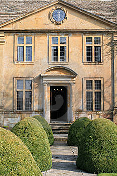 Tintinhull House Royalty Free Stock Photo - Image: 9004165