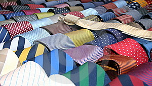 Colorful  Ties Royalty Free Stock Image - Image: 9005516