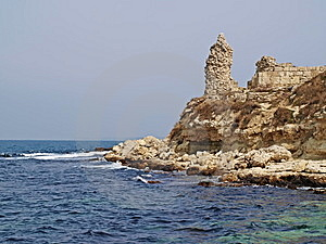 Crimea. Chersonese. Royalty Free Stock Photos - Image: 9005668