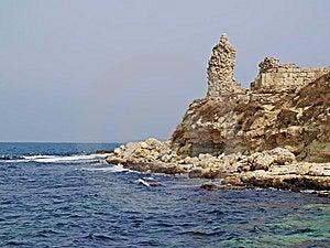 Crimea. Chersonese. Royalty Free Stock Photos - Image: 9005668