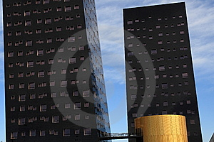 Modern Buildings Stock Images - Image: 9005894