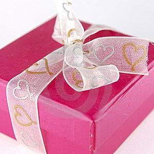 Gift Box Royalty Free Stock Photos - Image: 9007008