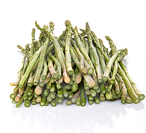 Asparagus Stack Stock Photography - Image: 9007062