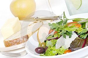 Yummy Salad Royalty Free Stock Image - Image: 9007116