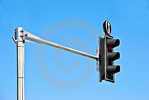Traffic Light Royalty Free Stock Images - Image: 9008769