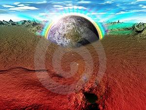 Magic Scenery Stock Image - Image: 9010691