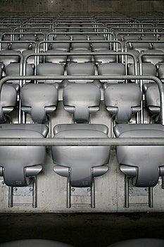 Seat Rows Royalty Free Stock Image - Image: 9010826