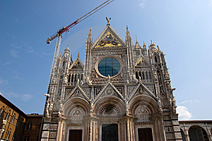 Siena Royalty Free Stock Photography - Image: 9010937