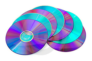 Heap Of Computer Disks Royalty Free Stock Photos - Image: 9011858