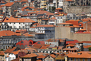 View Of Porto, Portugal. Royalty Free Stock Image - Image: 9012376