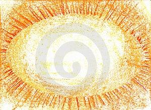 Sun. Stock Image - Image: 9012551