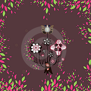 Lovely Tree Design Royalty Free Stock Images - Image: 9014579
