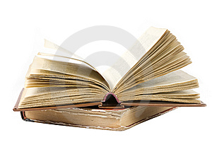 Pages Of A Book Stock Photos - Image: 9015953
