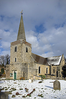 The Parish Church Of St Peter And St Paul Royalty Free Stock Image - Image: 9016316