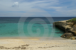 Beautiful Sea Royalty Free Stock Image - Image: 9017076