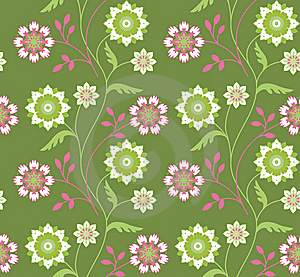 Seamless Pattern. Royalty Free Stock Photos - Image: 9021588