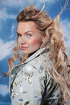 Pretty Portrait Stock Photo - Image: 9023050