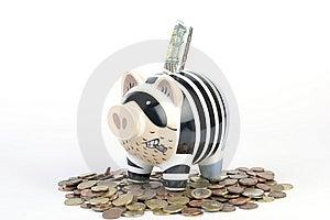 Piggybank Royalty Free Stock Photography - Image: 9023377
