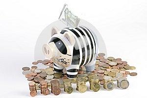 Piggybank Royalty Free Stock Photos - Image: 9023628