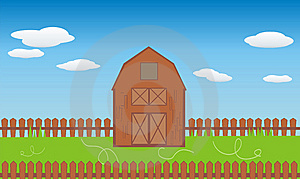 Barn Royalty Free Stock Images - Image: 9026079
