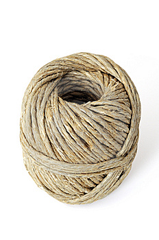 Ball Of String Stock Photo - Image: 9027290