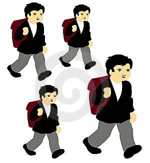 School Boys Stock Photo - Image: 9028460