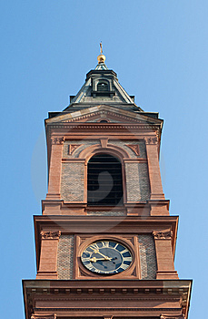 Tower Clock Royalty Free Stock Image - Image: 9028956