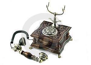 Old-fashioned Telephone Stock Images - Image: 9028974