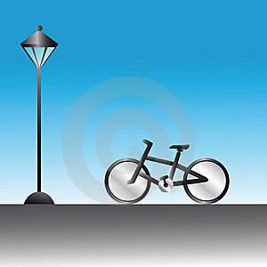 Bycicle Stock Photos - Image: 9030103