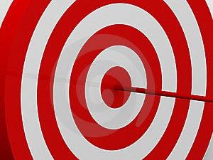Target Royalty Free Stock Photo - Image: 9031065