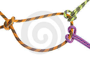 Climbing Rope Stock Images - Image: 9033164