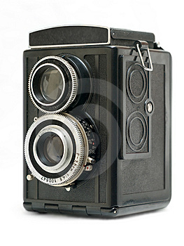 Medium Format Camera Stock Photography - Image: 9033262