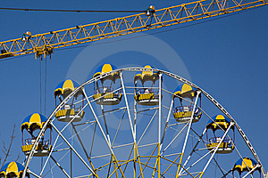 Openworked Construction Royalty Free Stock Photos - Image: 9033818