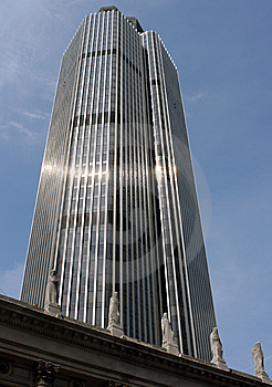 Natwest Tower Royalty Free Stock Image - Image: 9034506