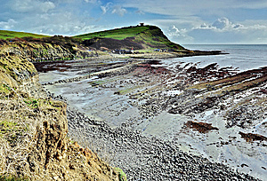 Kimmeridge Bay Royalty Free Stock Photo - Image: 9036045