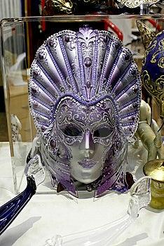 Expensive Venetian Mask Stock Photos - Image: 9036433