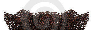 Texture Of Coffee Beans Stock Image - Image: 9036671